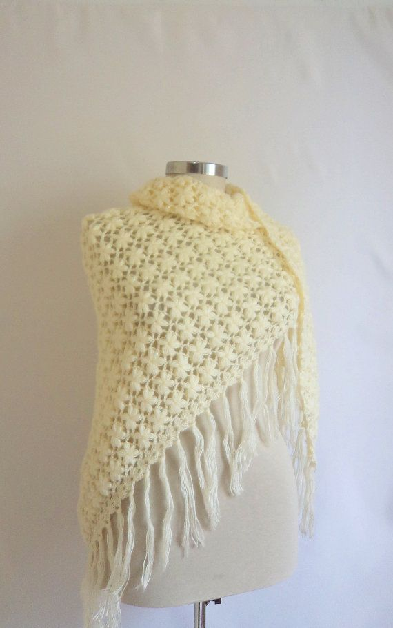 CROCHET SHAWL Pansy Bride Shawl weding by modelknitting on Etsy