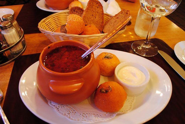 Русские рестораны в Лондоне