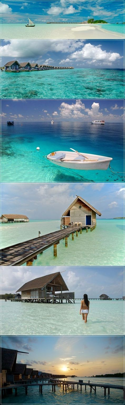 Cocoa Island Maldives is nominated as one of the best luxury resort for vacation.