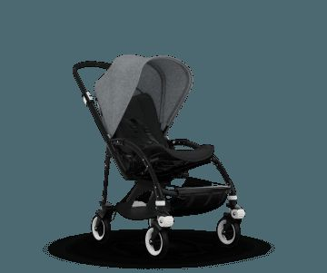 Bugaboo Bee stroller: compact and small