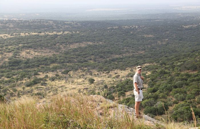 """Discover """"the real world"""" through the eyes of Amy Attenborough, game ranger and photographer at Londolozi Private Game Reserve."""