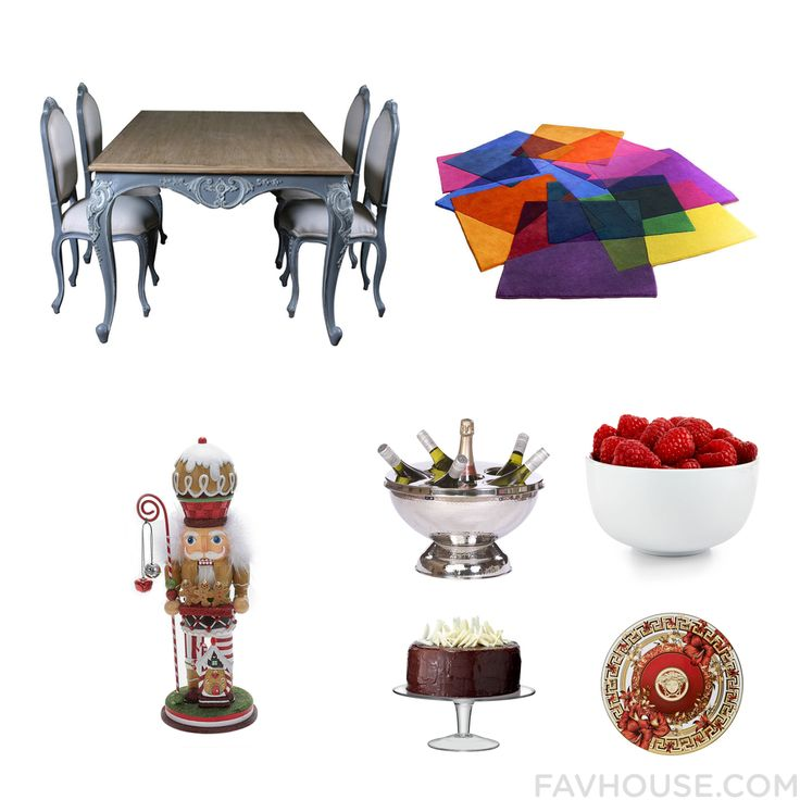 Homeware Recipes With Dining Table Pile Rug Kurt Adler Kitchen Gadgets & Tools And Champagne Ice Bucket From December 2016 #home #decor