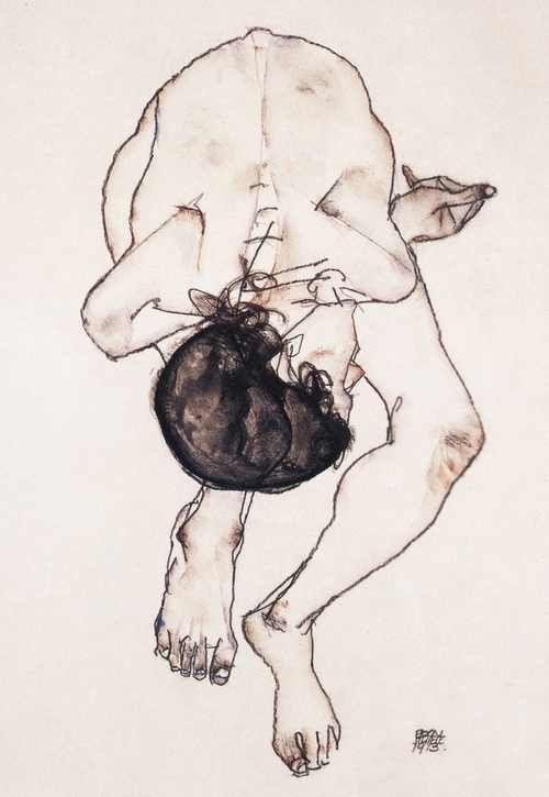 - Egon Schiele -: