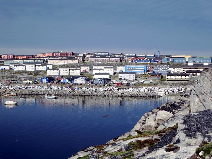 Nuussuaq is a bedroom suburb of Nuuk, Greenland. Established in the late 1970s, it has the city's largest concentration of government-owned apartment buildings.
