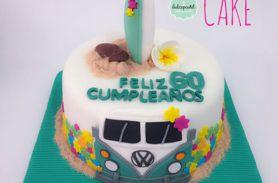 torta 60 hippie medellin envigado dulcepastel