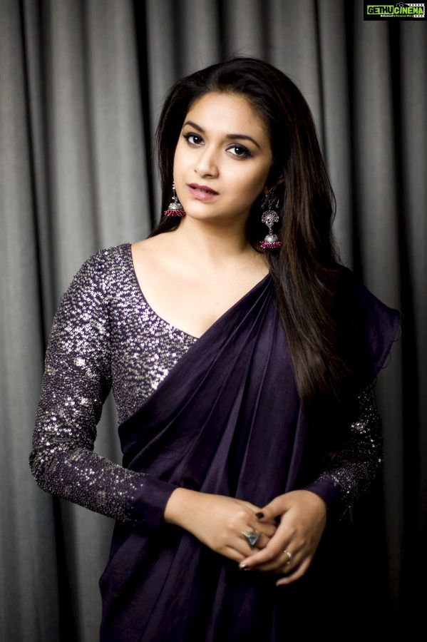 Rani Mukherjee Hd Wallpaper Actress Keerthy Suresh 2018 Latest Hd Images Amp Saree