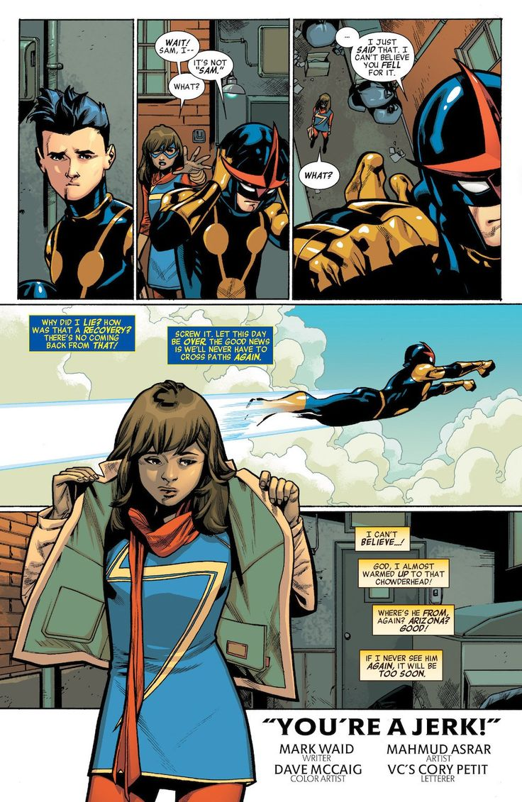 All New All Different Avengers #1 Review - Comic Book ...