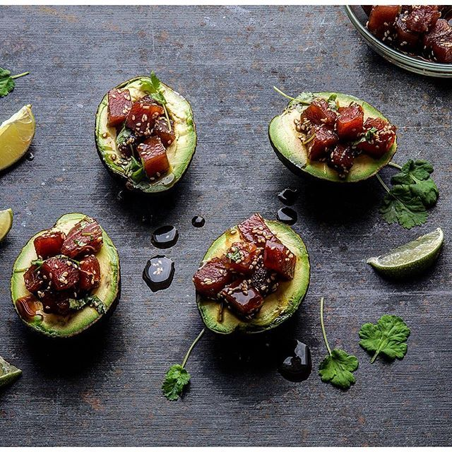 In need for some new easymade inspiration for the weekend. Hawaiien poke is so hot right now & the…