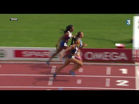 Finish INCROYABLE - France relais 4x400m Femme Championnat d'Europe 2014 Women - Incredible finish - YouTube