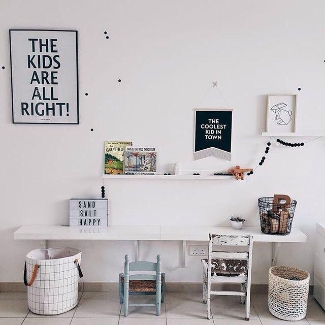 Skrivbord för barn
