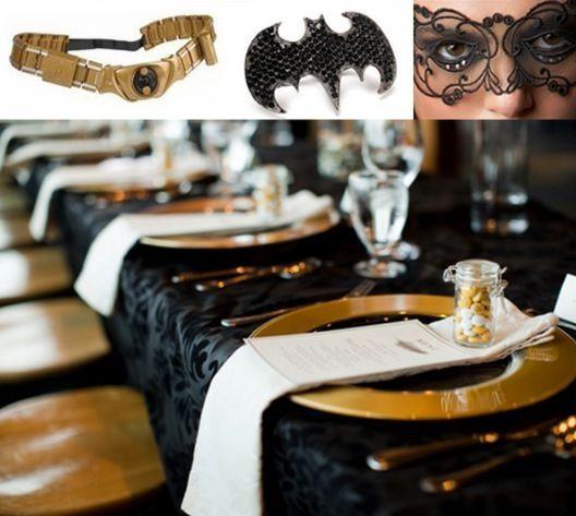10 Best Batman Rehearsal Dinner Ideas Images On Pinterest