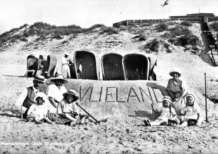 Beach Vlieland