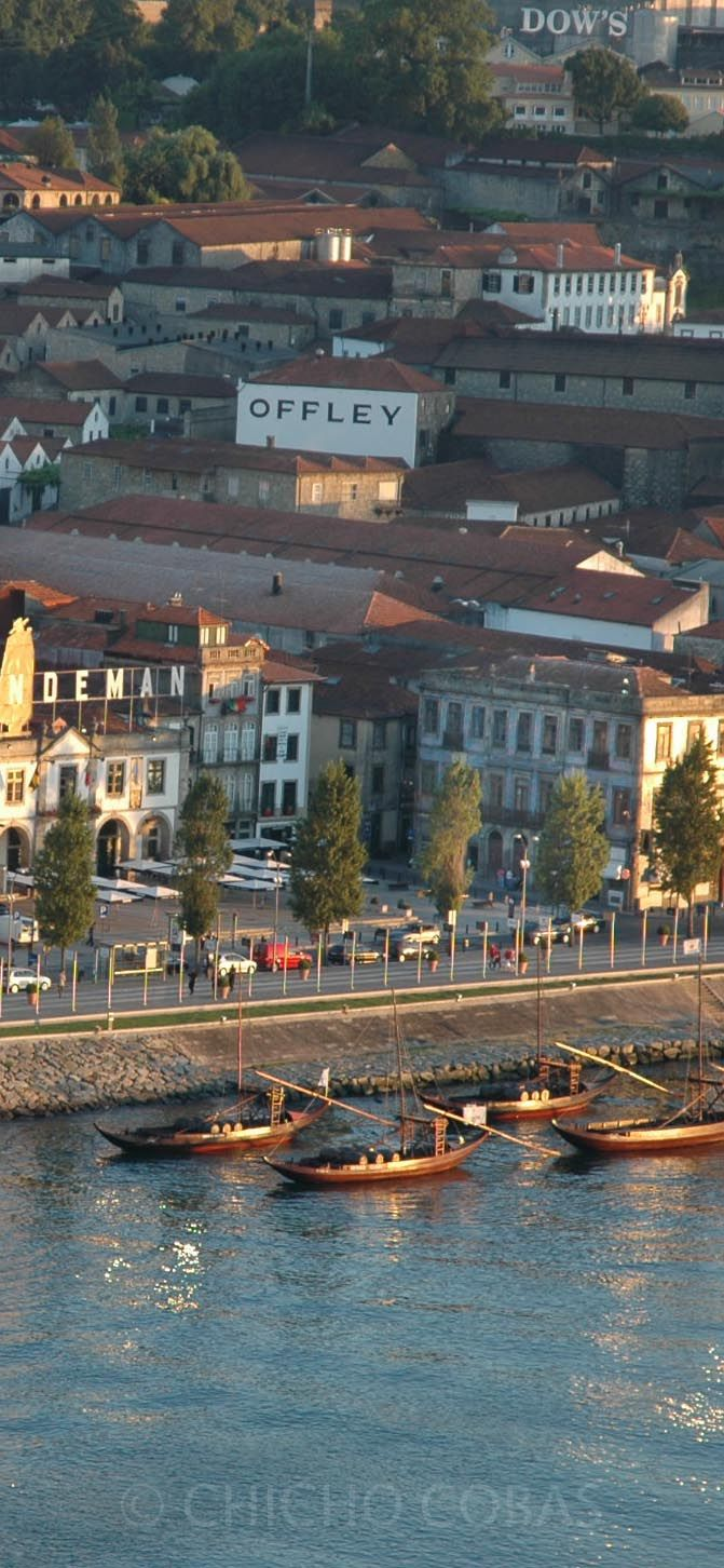 Ribeira, Gaia, Porto - Port Wine tasting anyone?  Wish I was there right now!