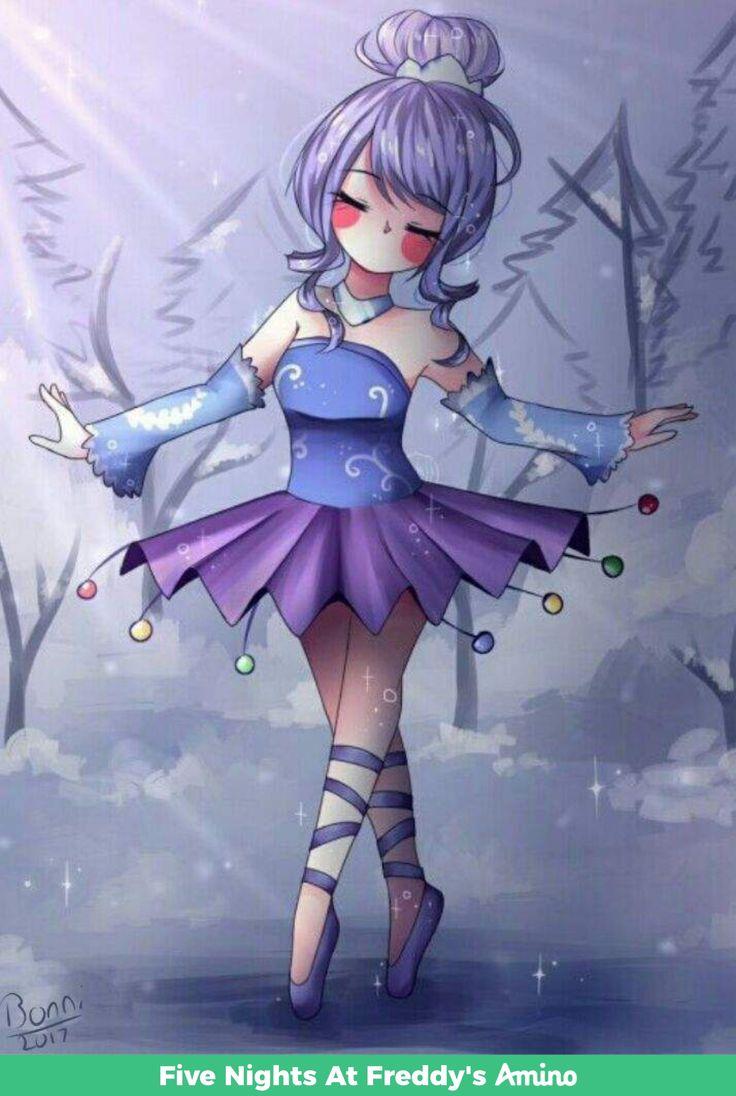 Beautiful Ballora art  Artist: Ballora on Amino