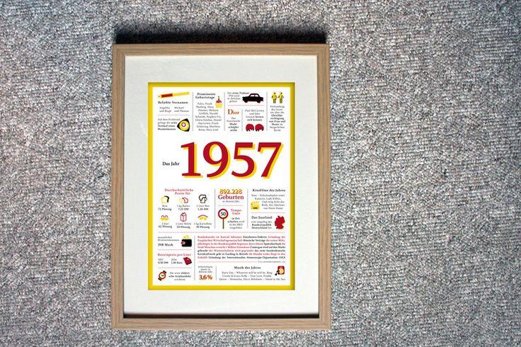 Jahreschronik 1957 in Deutschland: Tempolimit 50 im Ort, das Saarland gehört nun zu Deutschland und das Gesetz zur Gleichberechtigung von Mann und Frau