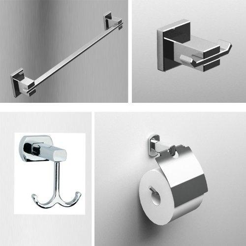 17 beste ideeën over bad accessoires set op pinterest - badezimmer, Badezimmer