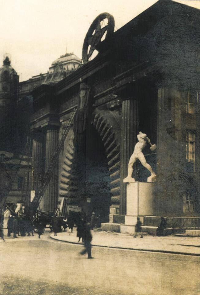 1919, Tanácsköztársaság, Clark Ádám tér, Alagút