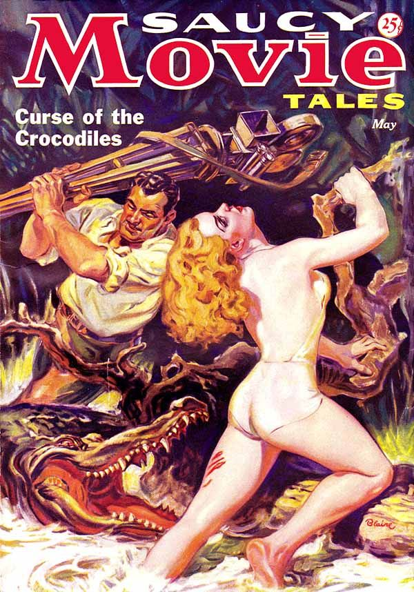 Saucy Movie Tales (1936)