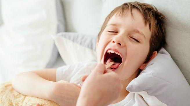 Todo lo que hay que saber de la laringitis en niños.