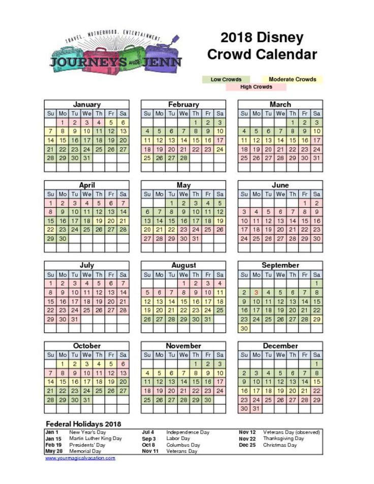 Best 25+ Disney world crowd calendar ideas on Pinterest | Disney ...