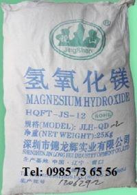 Magie hydroxit, Magnesium hydroxide, Mg | 07-56 22/08/2016