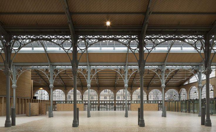 Studio Milou gives the historic Carreau du Temple in Paris a new lease of life