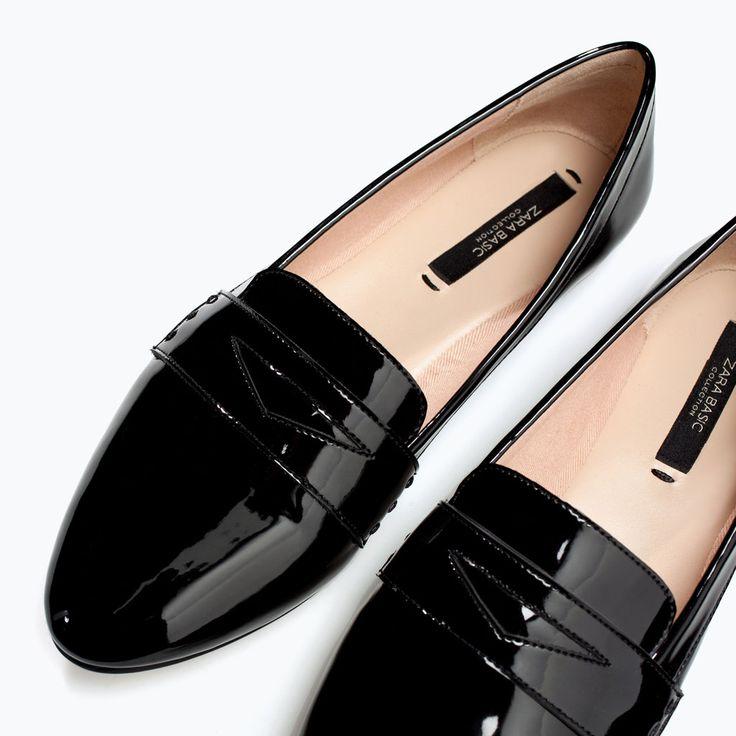 Zapato plano-Zapatos-Mujer-SHOES & BAGS   ZARA España
