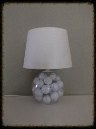 Golf Lamp on Etsy,