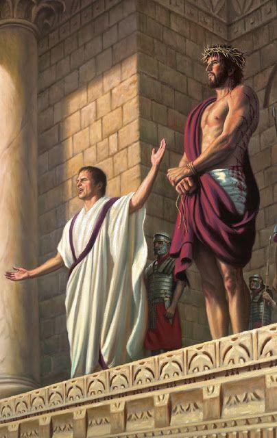 A Vida de Jesus – o Evangelho Unificado (Parte 94)   Arte jesus, Paixão de jesus, Imagens de jesus