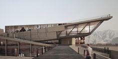 "Gallery of Red Sea Institute of Cinematic Arts ""RSICA"" / Symbiosis Designs LTD - 25"