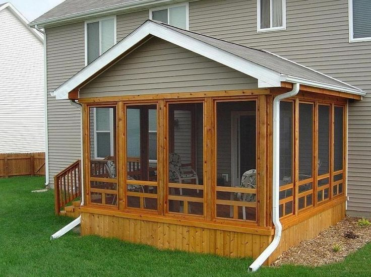 Best 25+ Screen Porch Kits Ideas On Pinterest | Screen Door Hardware, Slide  Screen And Screen For Porch