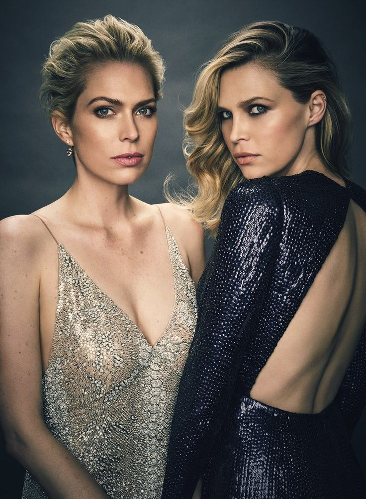 Erin and Sara Foster: Sisters Satirizing Hollywood Together | Vanity Fair