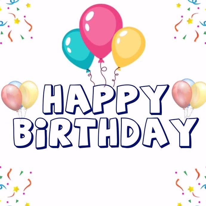 Happy Birthday Card Online Social Media Happy Birthday Free Birthday Card Online Digital Birthday Cards