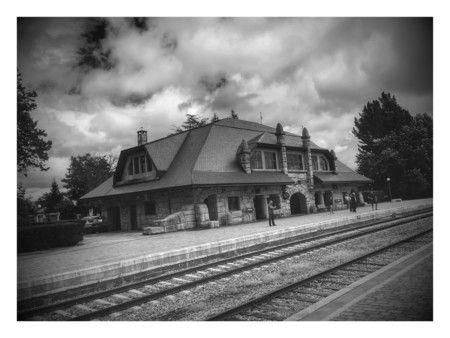 las 11 estaciones de tren más bonitas de España Estación de Puebla de Sanabria