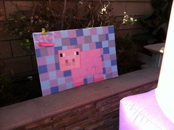 26 Best Images About Minecraft Girl Party On Pinterest