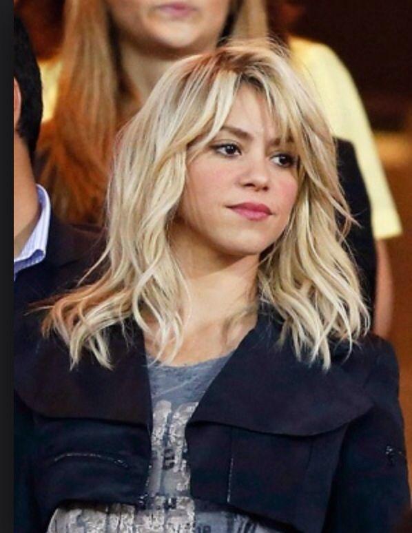 Shakira bangin cut
