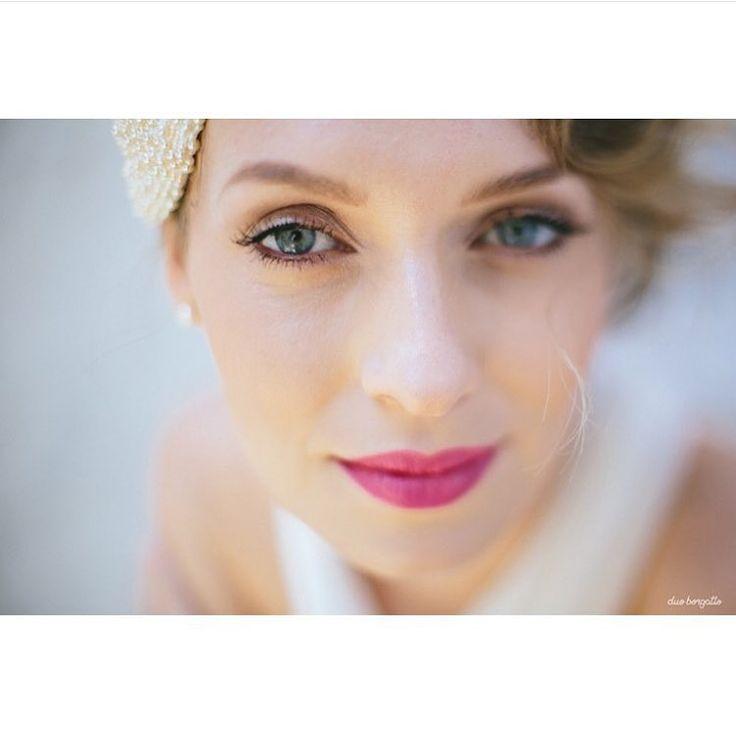 Maquiagem delicada e pele perfeita para noivas Foto Duo Borgatto