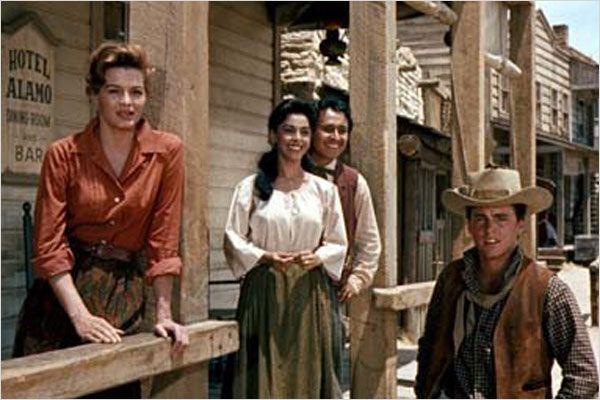 """""""Rio Bravo"""" de Howard Hawks programmé mercredi 5 juillet à 21h et dimanche 26 juillet à 16h30 http://www.forumdesimages.fr/les-programmes/soyons-amis/rio-bravo_2"""