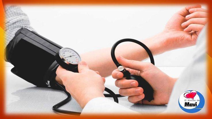 Remedios caseros para la presion arterial alta o hipertension