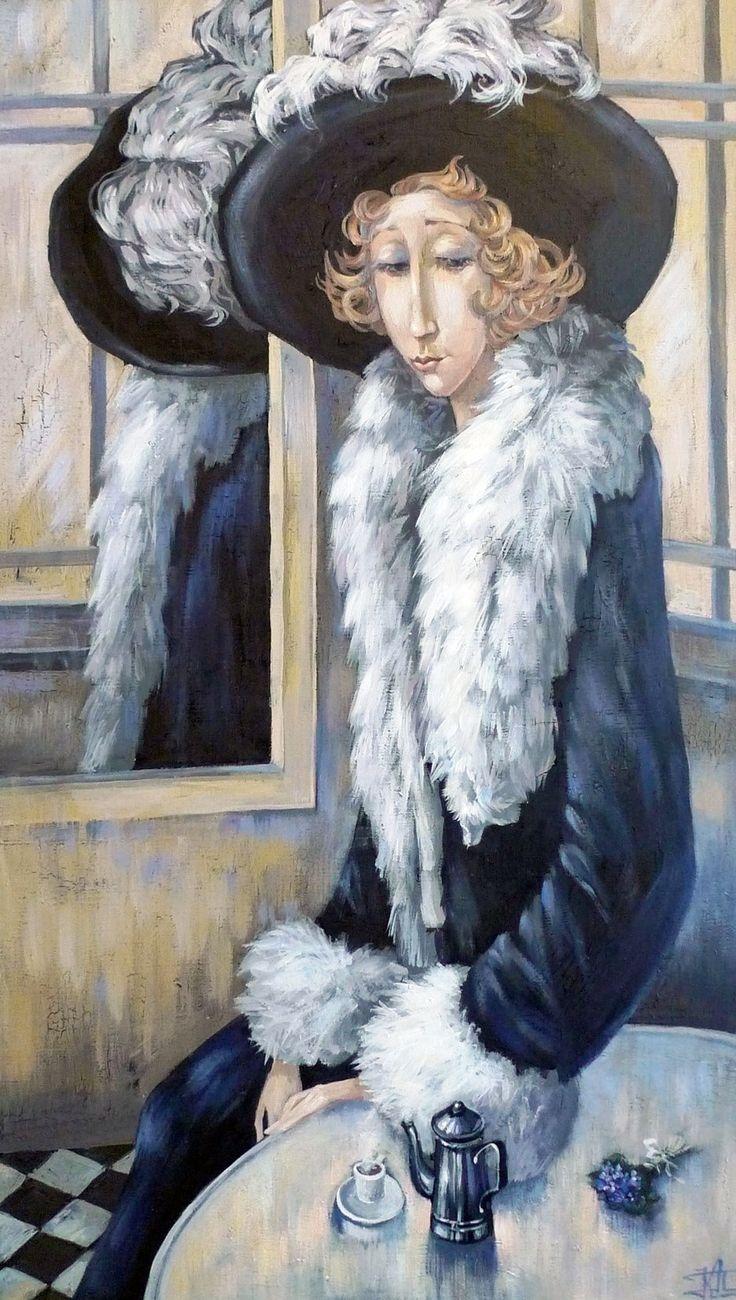 Панина Кира = Panina Kira  Russian Artist (Moscow)