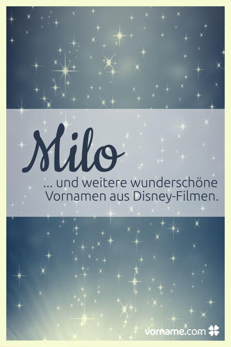 Wir stellen Ihnen einige Jungen- und Mädchennamen vor, die aus Disneyfilmen oder Zeichentrickserien stammen und die man mehr oder weniger gut seinen Kindern geben kann.