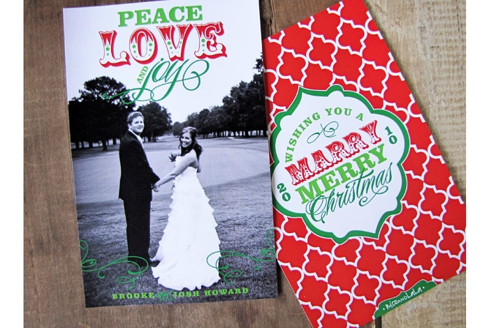70 Best NampL Custom Holiday Cards Images On Pinterest