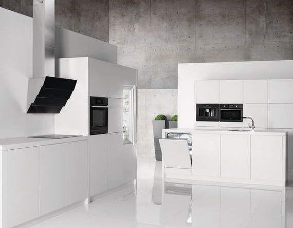 Kitchen Of The Future Design Ideas 2013 By Gorenje · Weiß KüchenDie ...