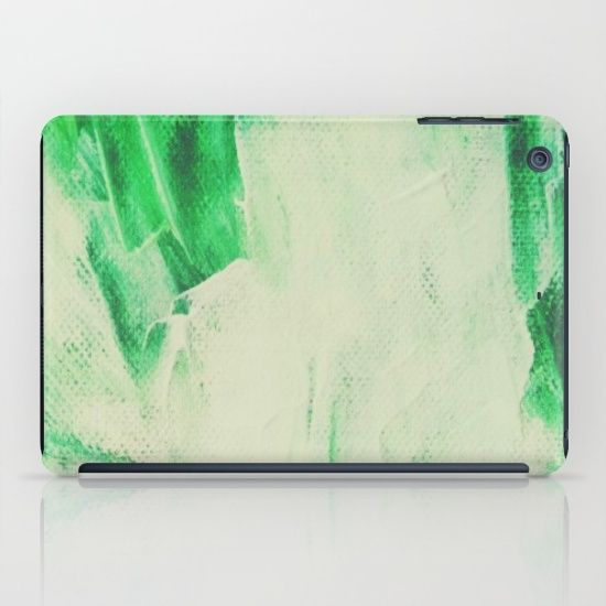 Mint Flavored iPad Case
