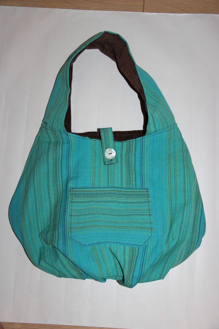 Sac à Main Réversible Lune Poche - Kit de Couture Complet DIY : Kits, tutoriels Couture par les-kits-de-liliflower