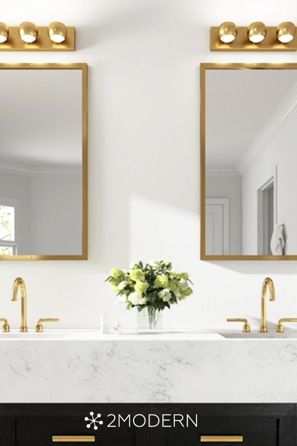 Oko Bath Light Bathroom Lighting And Vanity In 2019