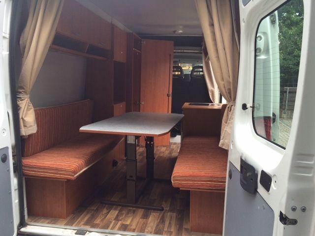 peugeot boxer 2 2l wild camper ausbau als kastenwagen in. Black Bedroom Furniture Sets. Home Design Ideas