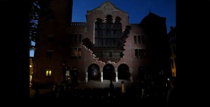annamaria monteverdi » 4D projection by Nurformer