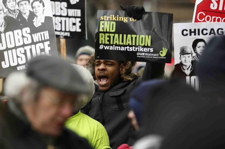 Bizness Lounge: Wal-Mart Stores Inc Raises Workers Wages: Is The P...