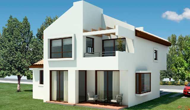 Proyecto de vivienda grande (140 m²) y lujosa